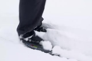 Are Snow Skis or Snowshoes Faster in Deep Snow?