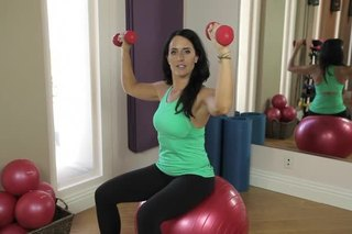 How to Tone Your Thighs, Legs & Arms While Pregnant
