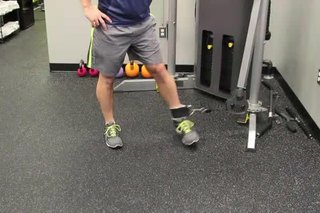 How to Do Ankle Crossover Exercises