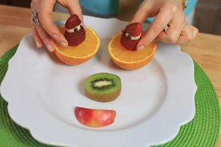 Preschool Concepts to Teach That Fruit Is Healthy