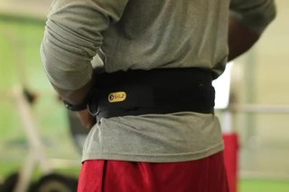 How to Wear a Workout Belt