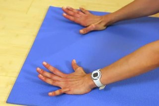 Yoga Exercises for the Hands