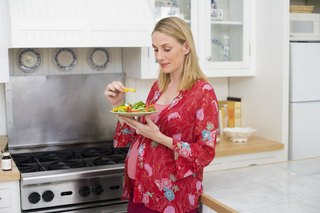 Prenatal Eating Strategies/Caloric Needs