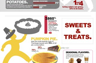 The Truth About Thanksgiving (Infographic)