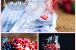 Berry Bonanza Spa Water