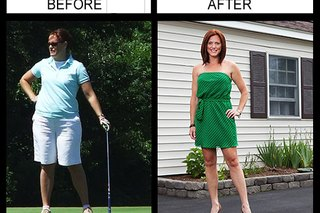 How Mary Kay Z. Lost 35 Pounds