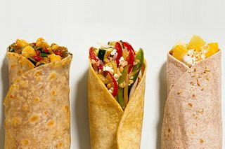 How to Build the Ultimate Healthy Burrito