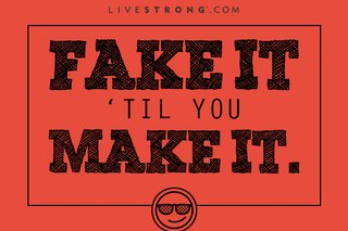 Motivation: Fake It 'Til You Make It