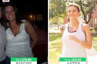 How Lisa T. Lost 40 Pounds!