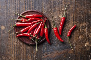 Spicy Food Alert: You Really Are What You Eat