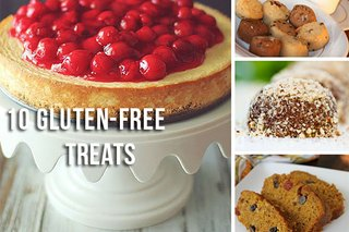 10 Sweet Treats You Won't Believe Are Gluten-Free