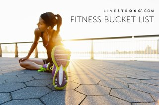 10 Fitness Bucket List Goals to Start Training For