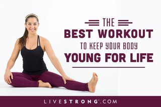The Best Workout to Keep Your Body Young for Life