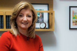 Arianna Huffington's Strong Life and Leadership Advice