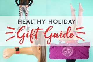 72 Healthy Holiday Gifts You'll Want to Give and Receive