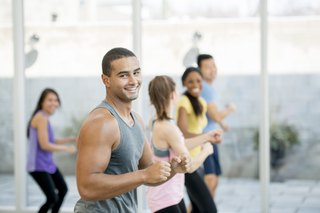 Should Men Do Zumba?
