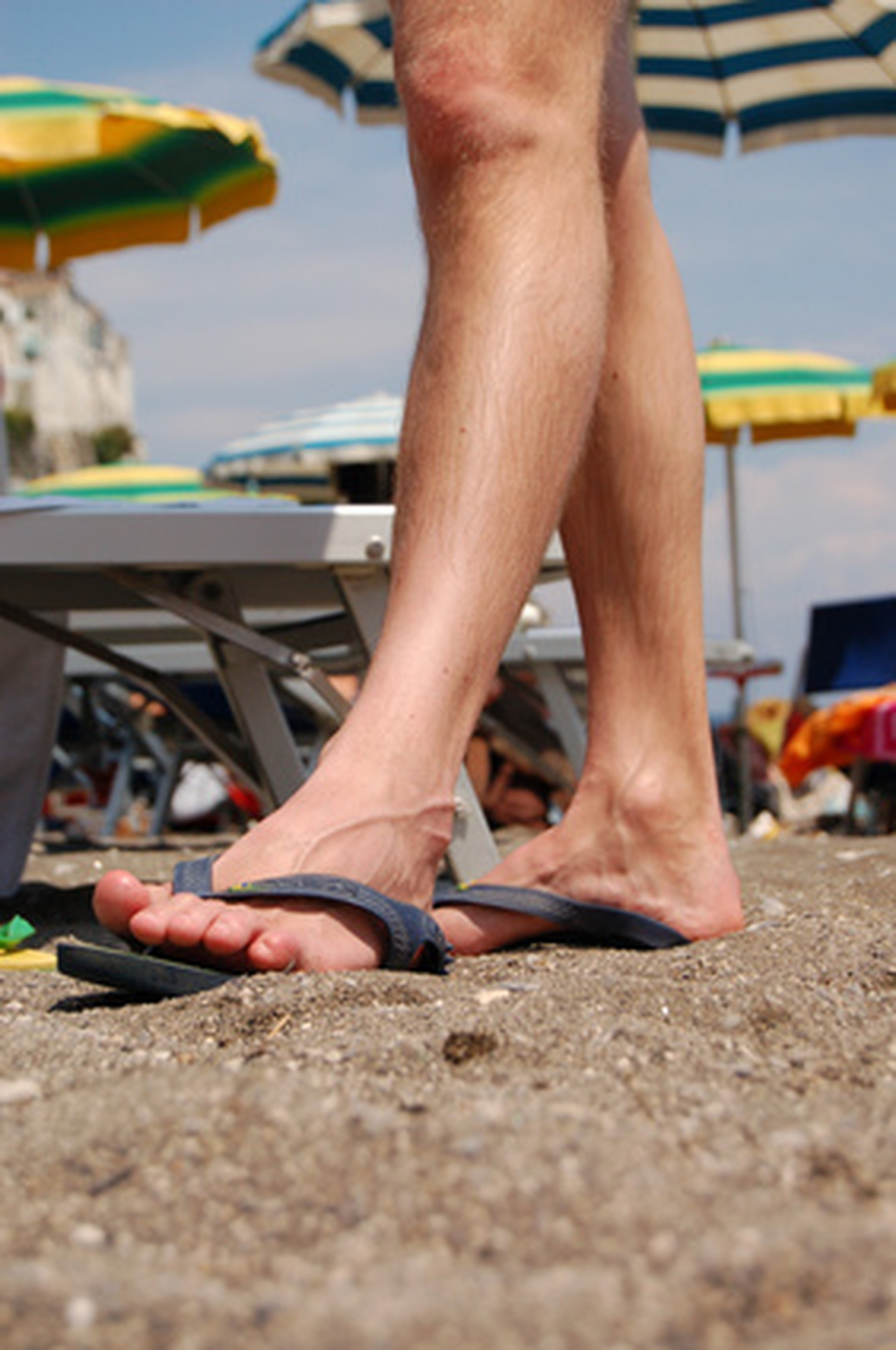 Causes Of Sharp Pain In The Left Leg Livestrong