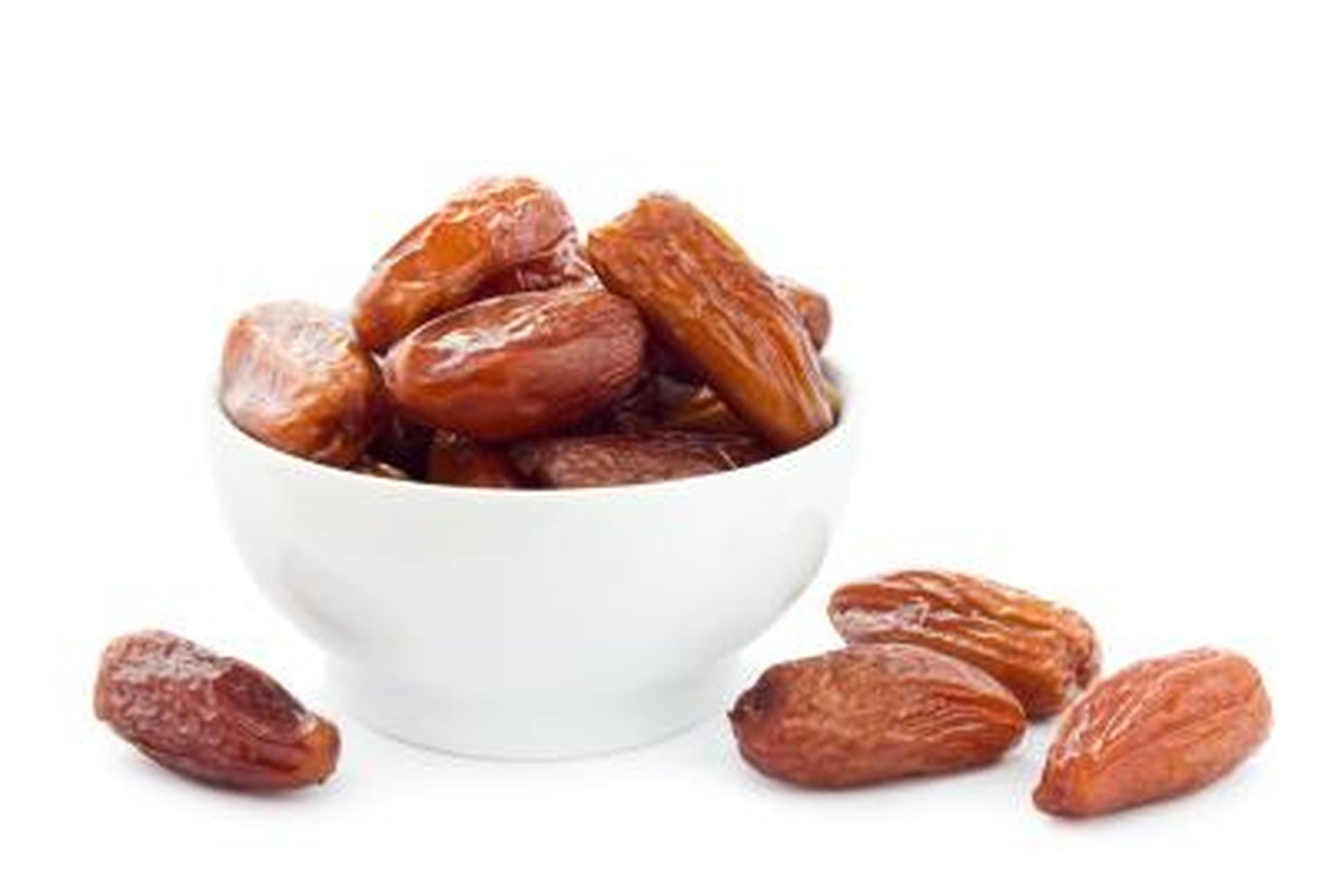 Caloric content of dried fruits
