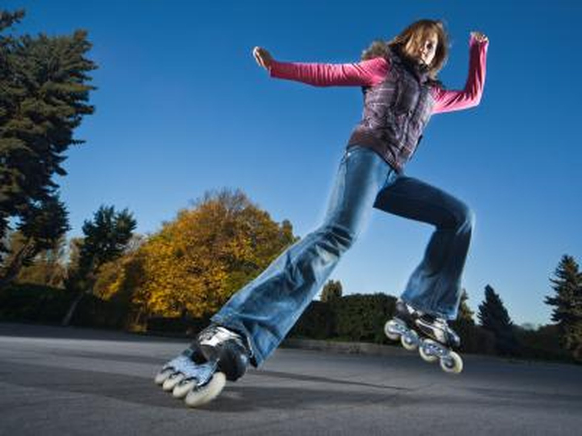 How to learn rollerblading