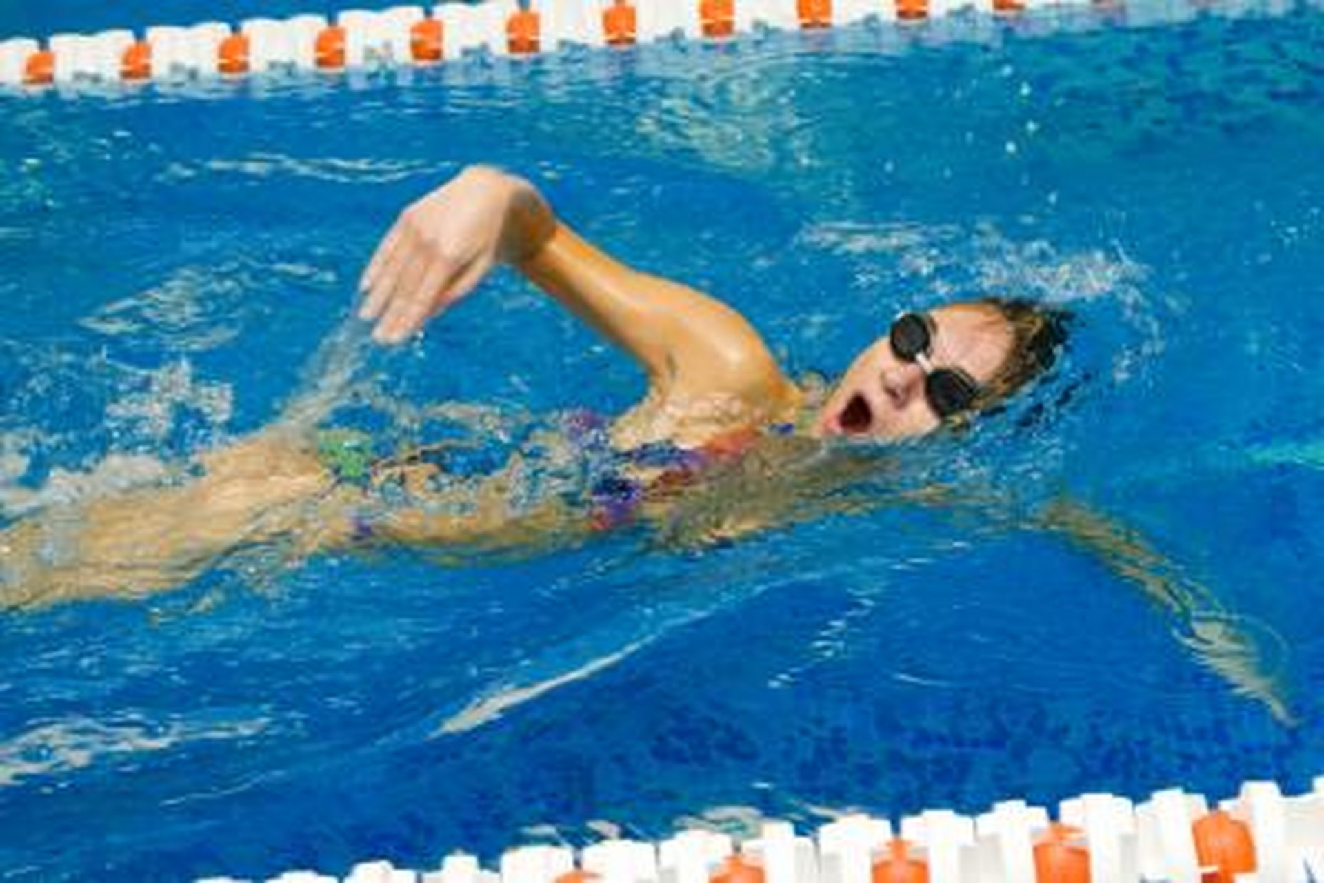 Does the pool help to lose weight 50