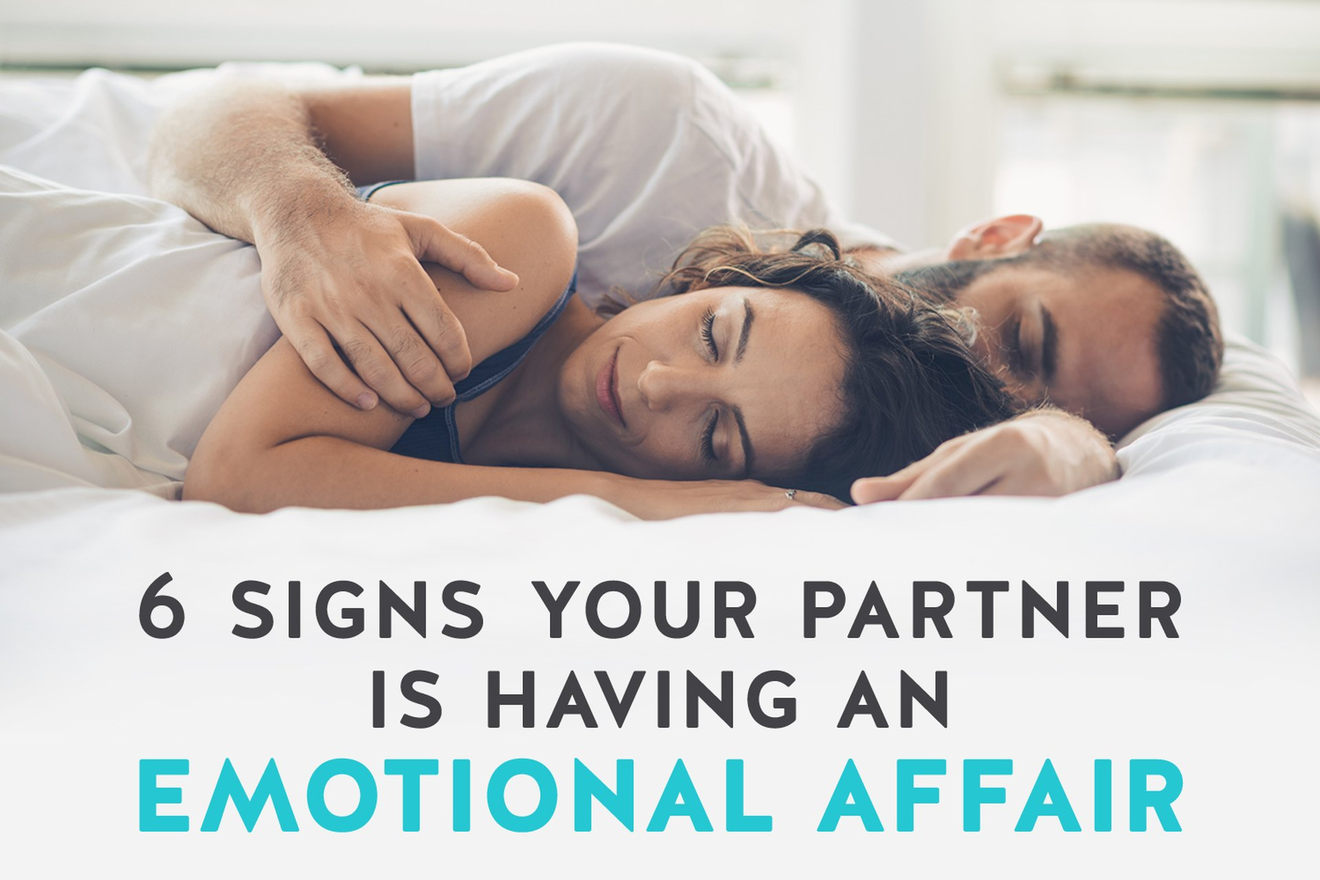 Emotional affair becomes physical