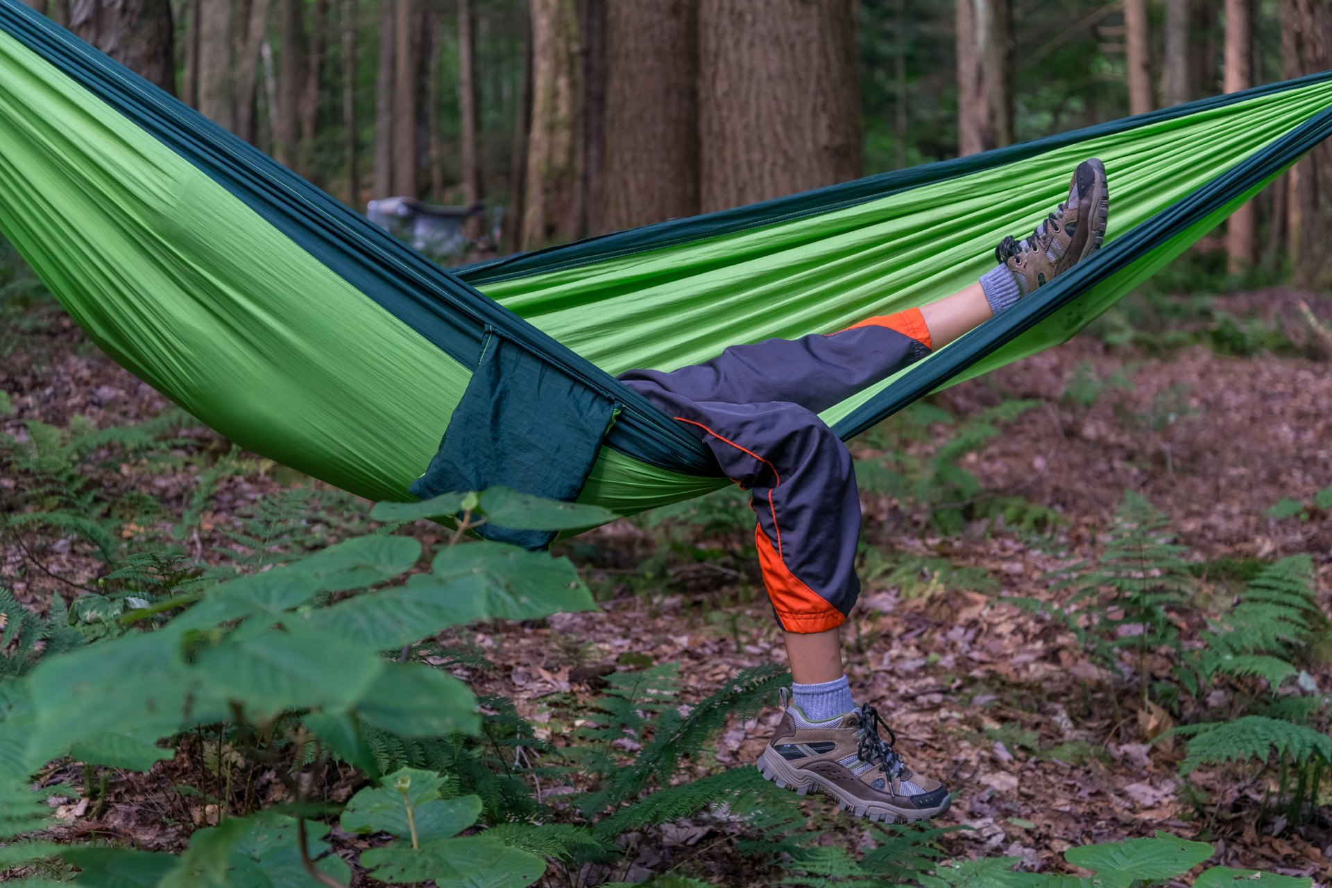 hammock eno tent first hammocks youtube high stacking try person ever watch