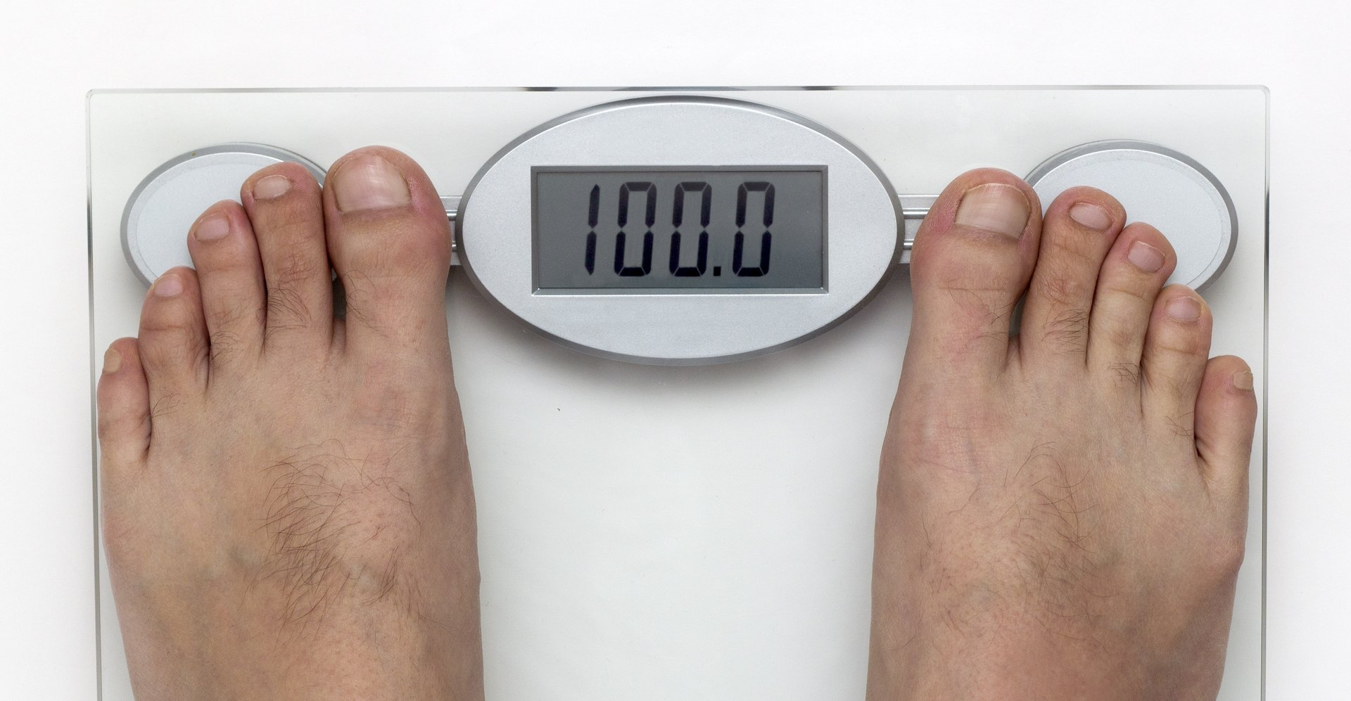 How To Set A Digital Health O Meter Scale To 00 Livestrong