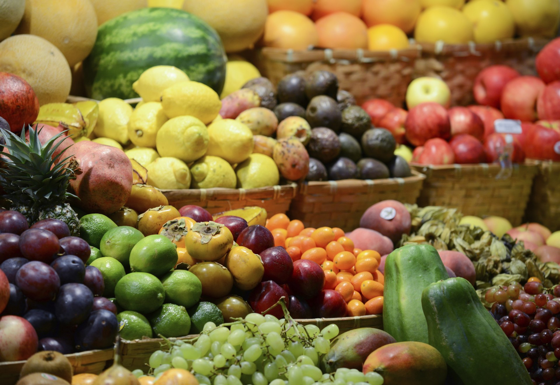 Nutrition fruit and vegetable colors livestrong nvjuhfo Gallery