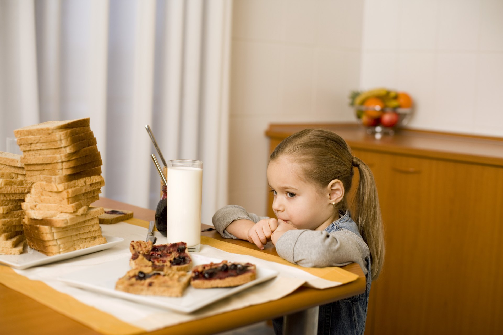 Why Are the Protein Diets of Children Different From Adults