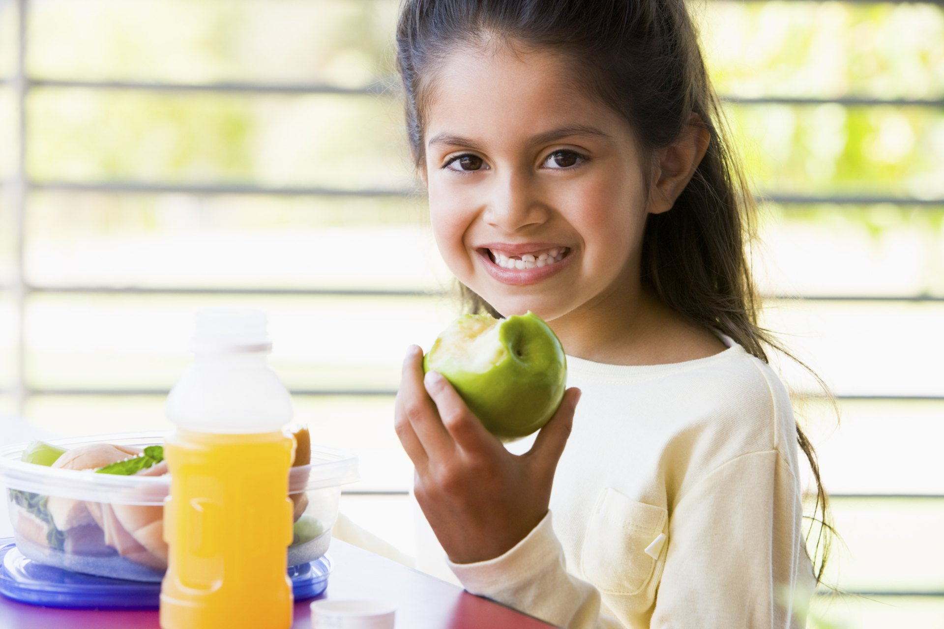 How Many Calories Should a Child Be Eating