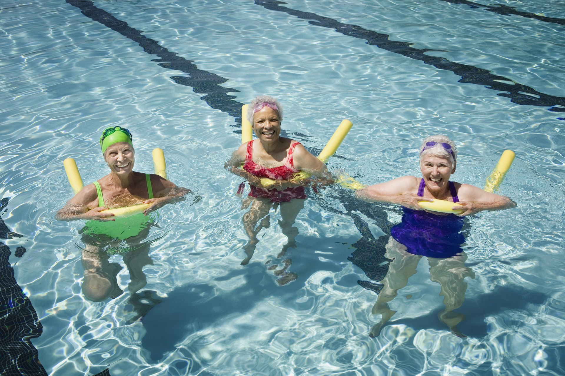 Ymca water fitness instructor certification livestrong 1betcityfo Image collections