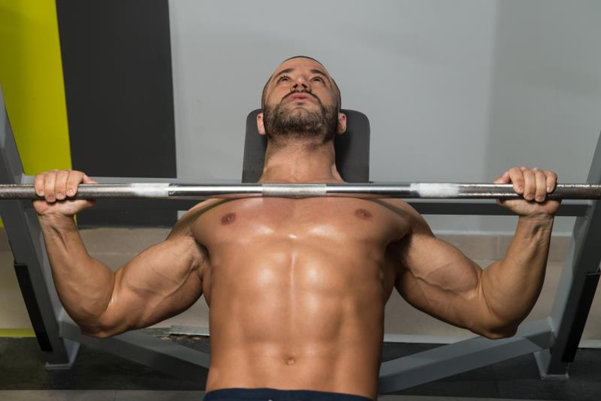 How To Isolate The Chest With Bench Press Livestrong