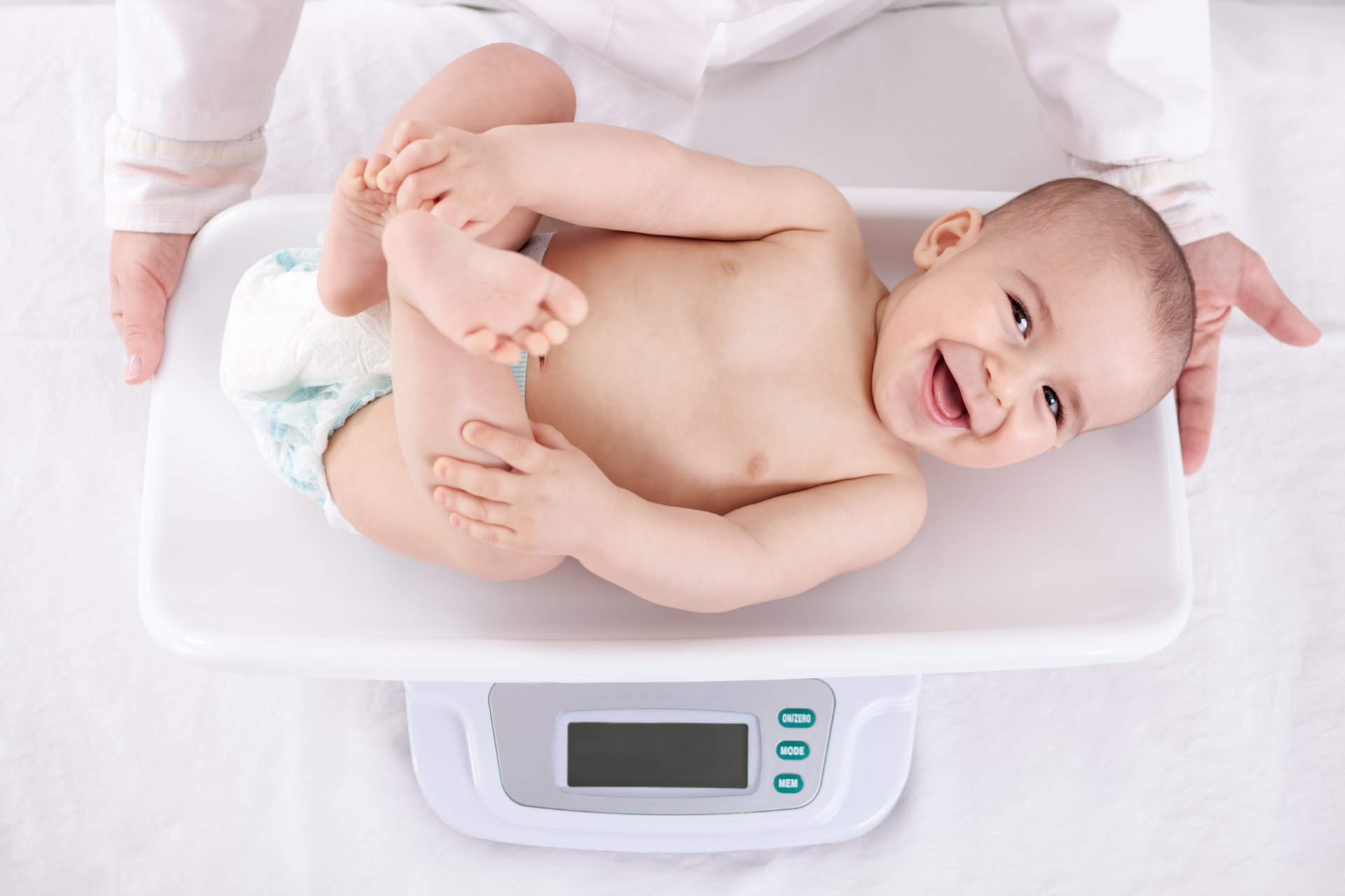 Normal weight of four and five month old infants livestrong nvjuhfo Images
