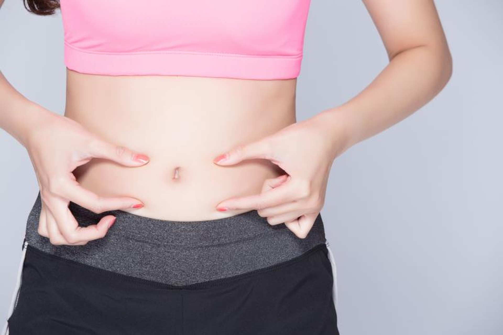 Can A Flabby Stomach Be Toned Up Livestrong