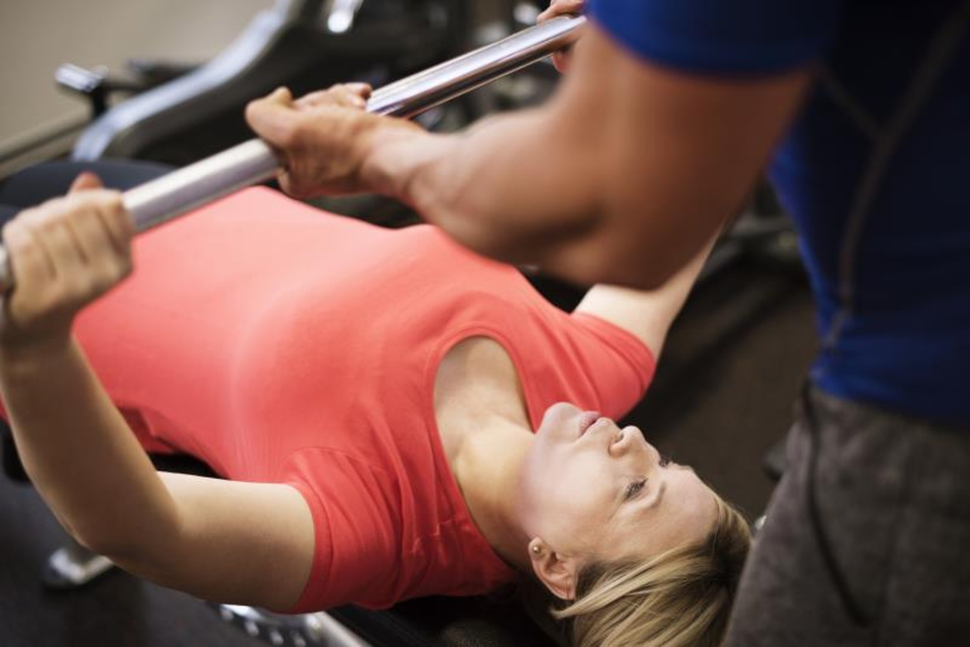 The average bench press for adults livestrong nvjuhfo Choice Image