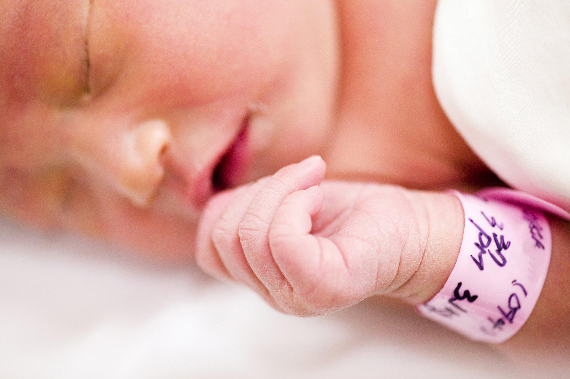 High Potassium in Babies