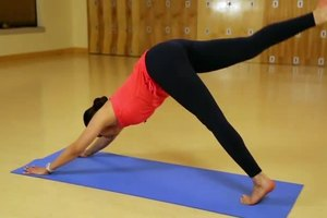 yoga poses for ovarian cysts  livestrong