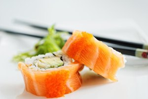 Calories In Salmon Avocado Roll Whole Foods