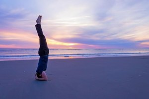 what are the benefits of inversions in yoga  livestrong