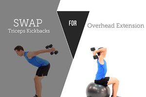 PRINTABLE: 10 Upper-Body Exercise Swaps to Maximize Results