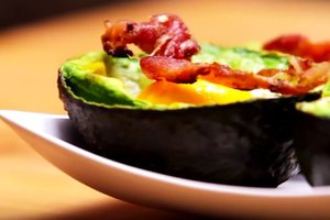 How to Make Easy, 3-Ingredient Avocado Egg Cups