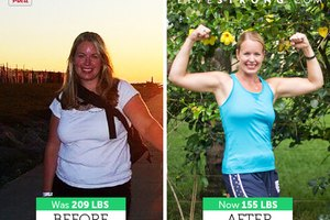 How Lori H. Used MyPlate to Lose 54 Pounds