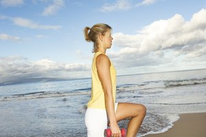 Quadriceps Exercises Using Your Body Weight