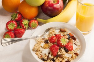 Why a Breakfast High in Complex Carbohydrates Is Important