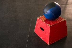 Plyometrics Exercises for Boxing