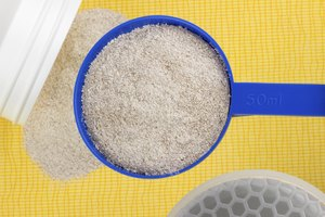 Whey Protein Powder and Gluten
