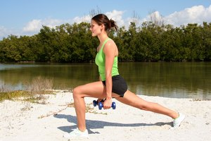 The Benefits of Lunges