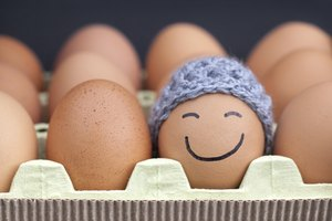 Nutritional Stats on Chicken Eggs Vs. Goose Eggs
