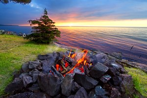Top Campgrounds in Michigan
