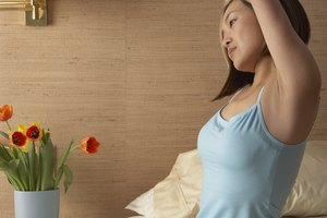 3 Wake-Up Stretches to Do in Bed